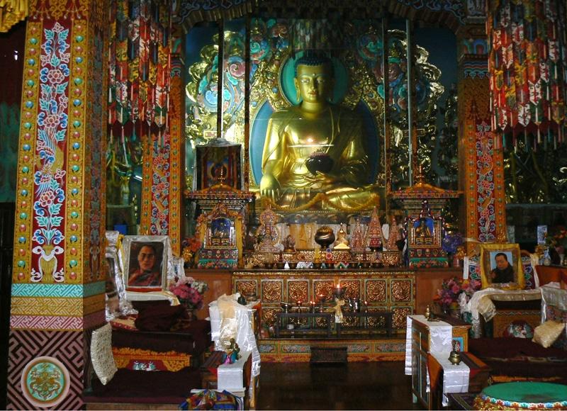 Auch die tiefe buddhistische Kultur ist für viele Touristen ein Anziehungspunkt.