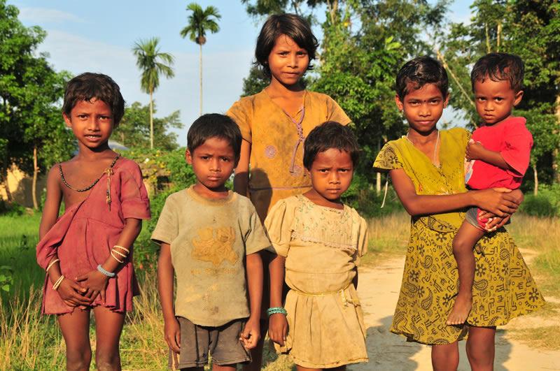 Ohne Schulbildung setzt sich der Teufelskreis aus Ausbeutung und Armut in der nächsten Generation fort.