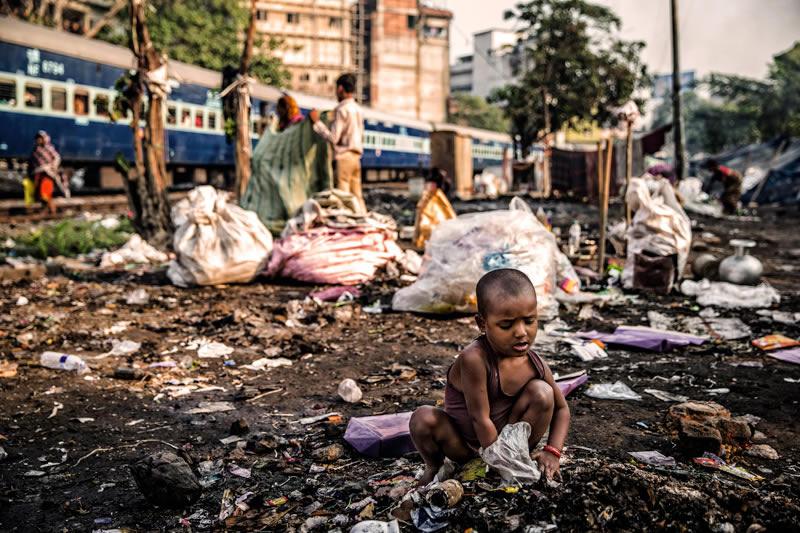 Das Leben auf der Straße hinterlässt tiefe Narben – seelisch, aber vielfach auch körperlich.