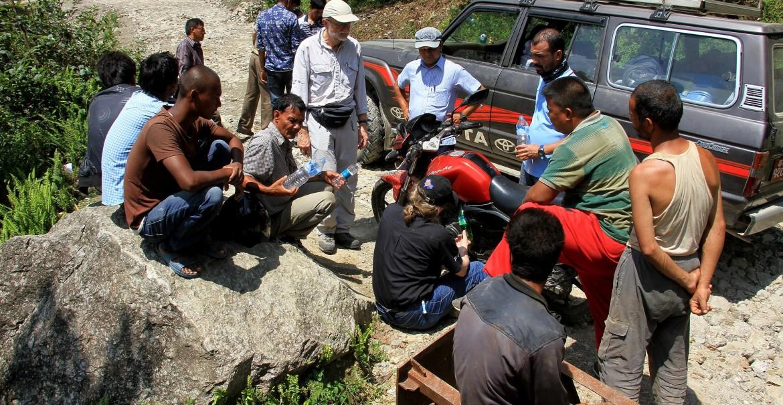 Nepal-Bhandar-Schulneubau-12038767