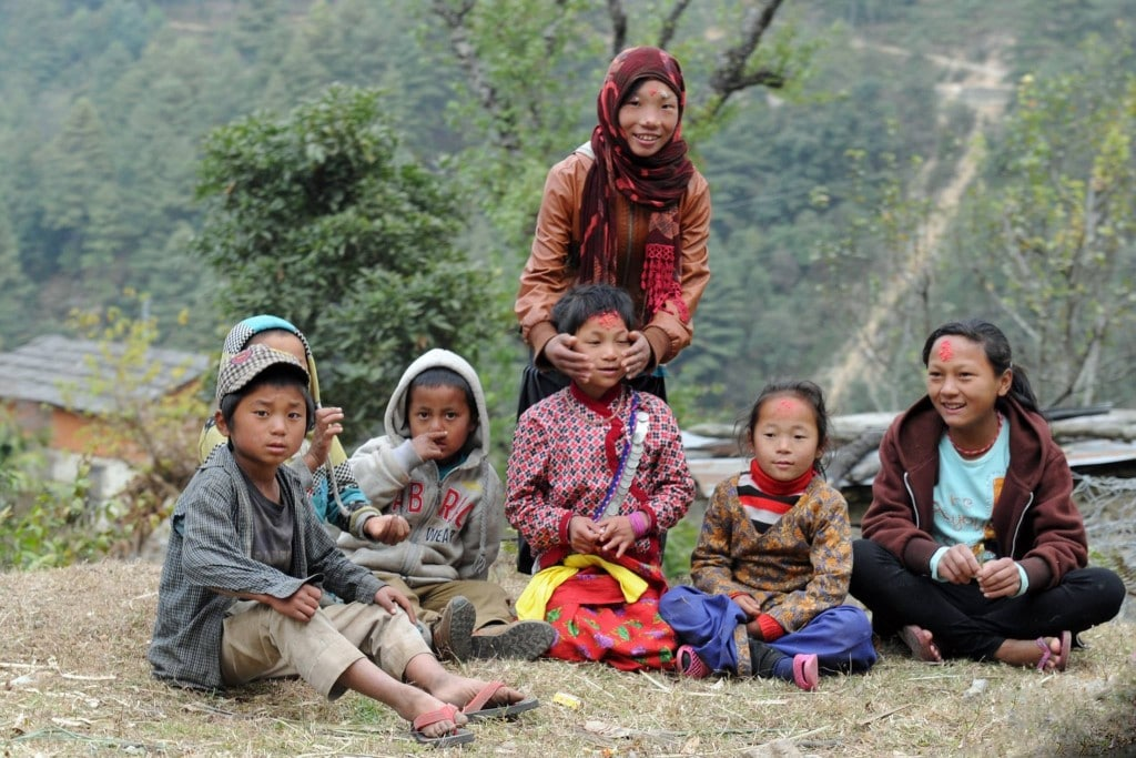 Rebuilding Projects in Nepal after the earthquake
