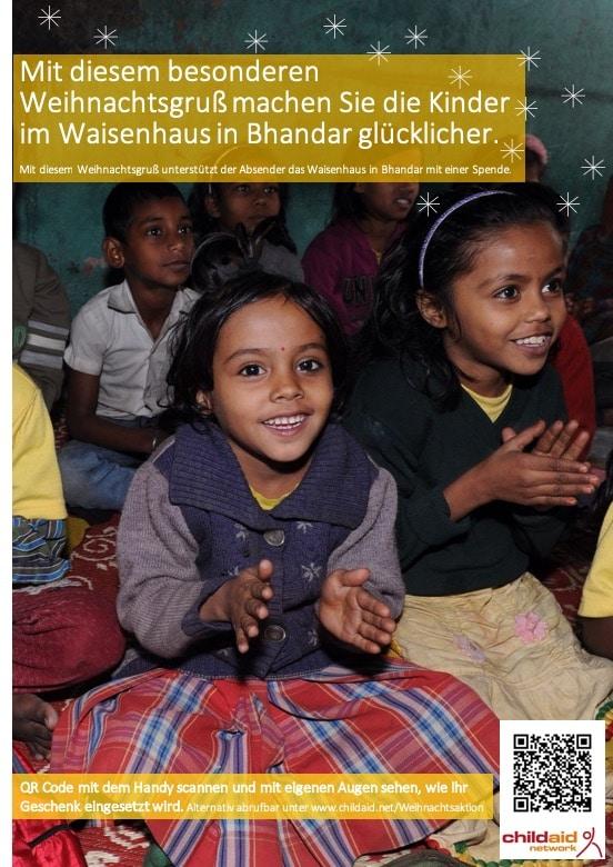 Childaid_Weihnachtsgruß_Nepal