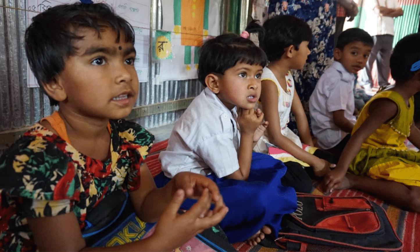 Vorschulkinder in Bangladesch_Web