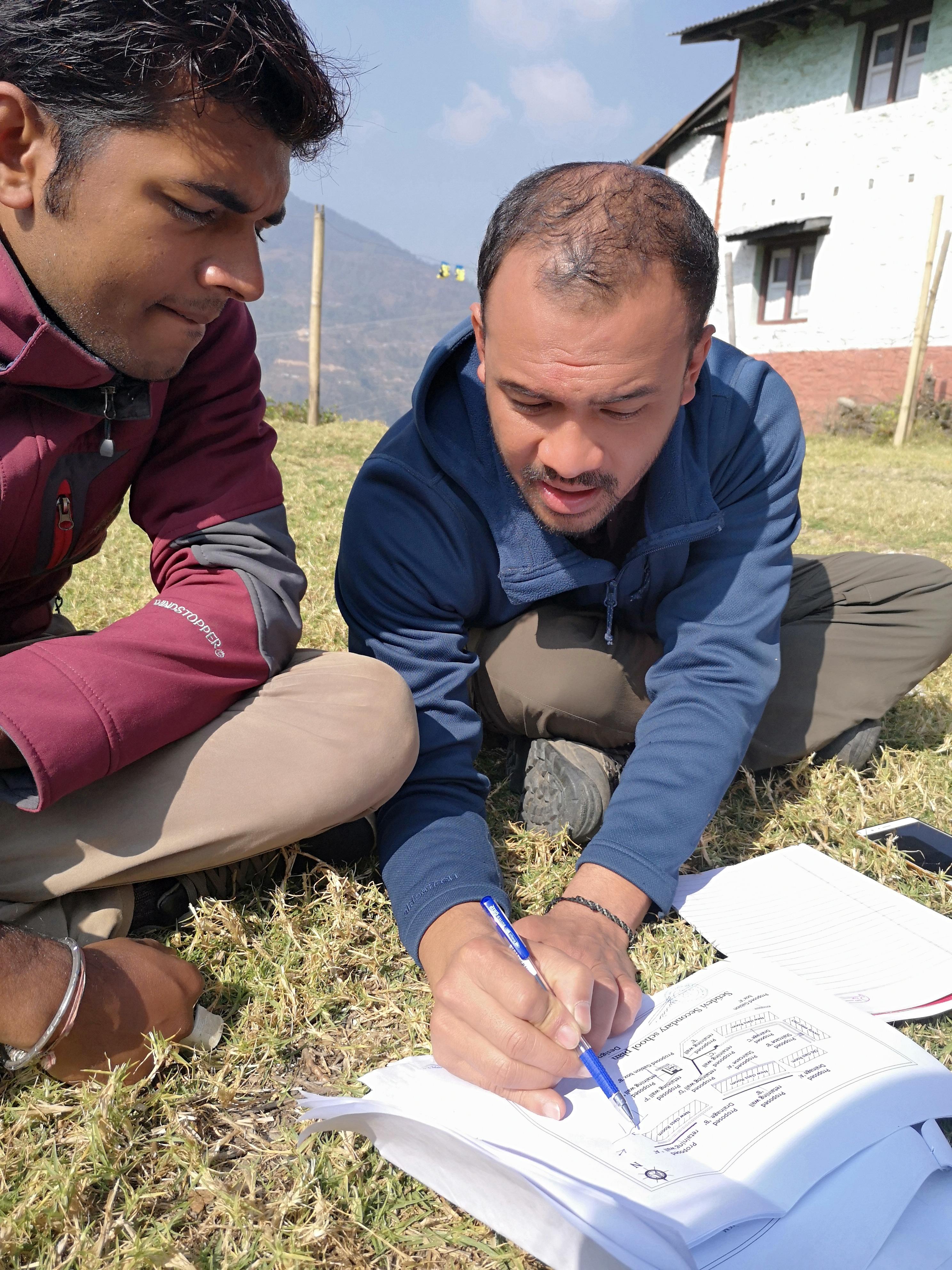 Abishek Thapa Projektkoordinator Nepal