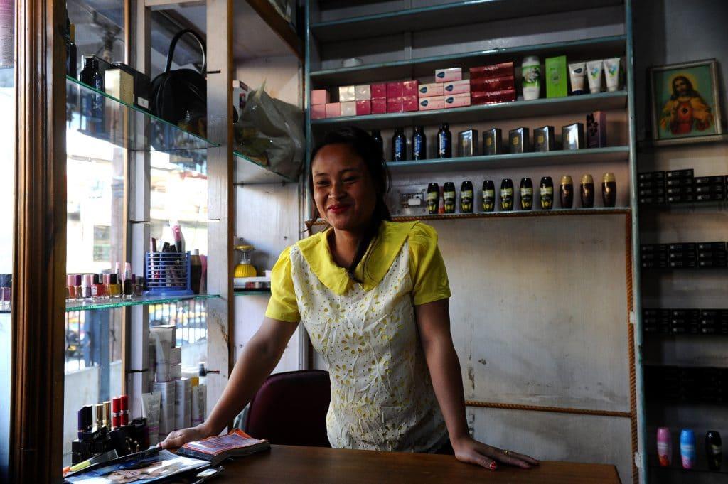 Förderung Kleinunternehmen