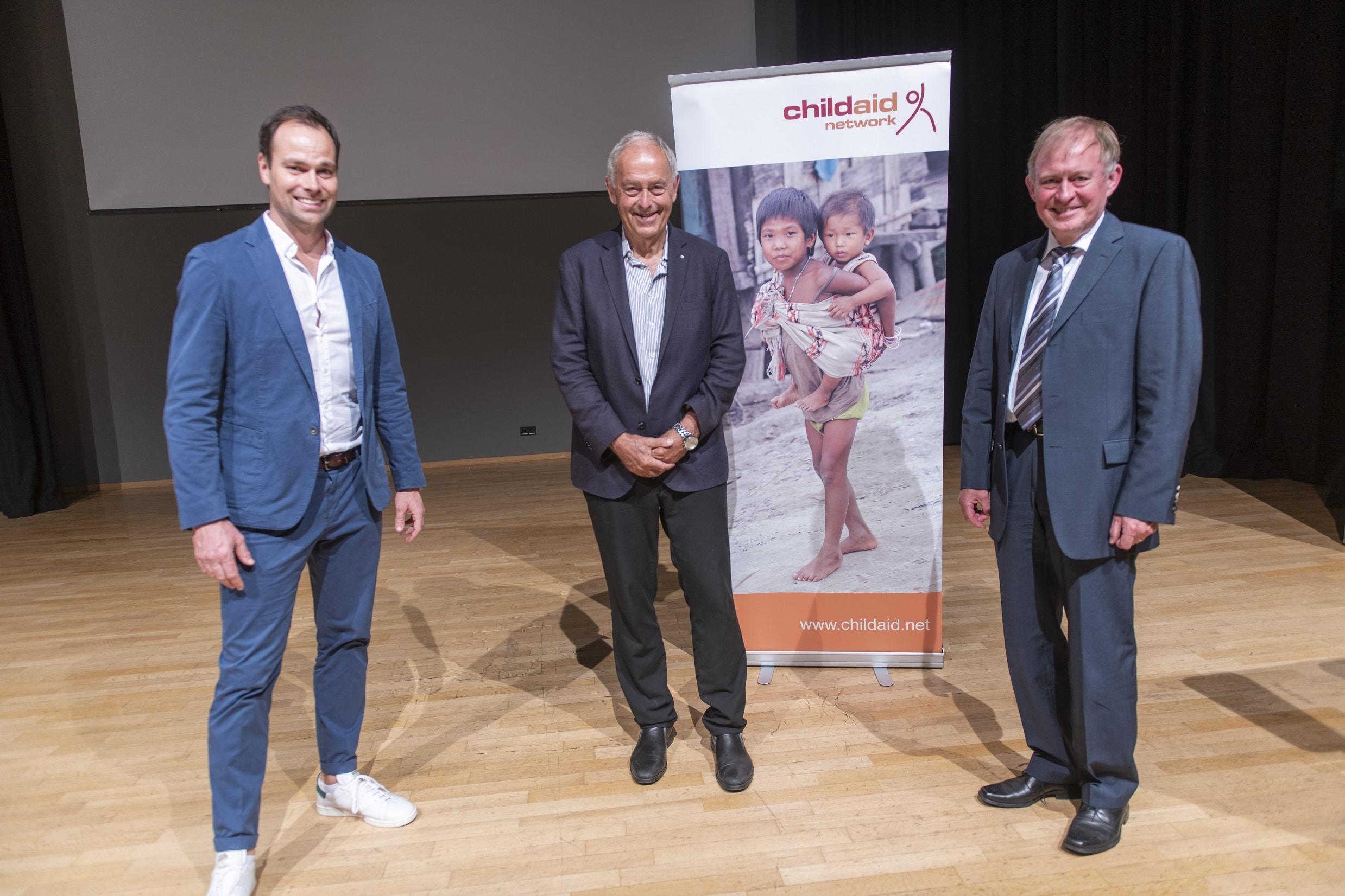 Königsteiner Salon mit Professor Radermacher, Daniel Fischer, Martin Kasper