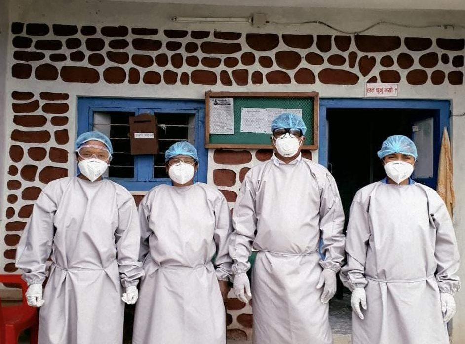 Gesundheitsstationen