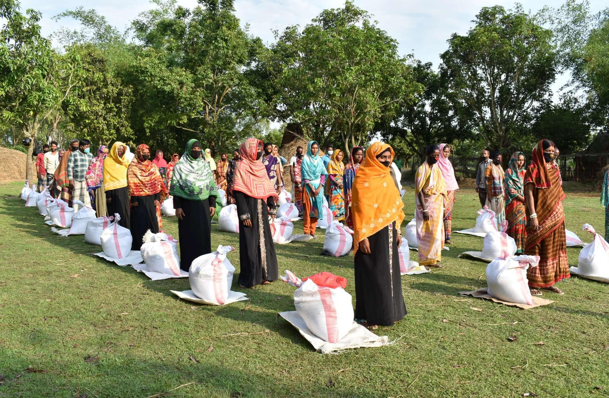 Nothilfe Bangladesch