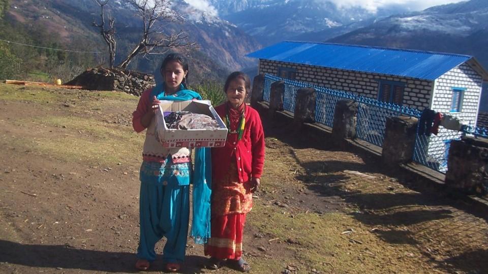 Nepalprojekt Kumbu Kasthali