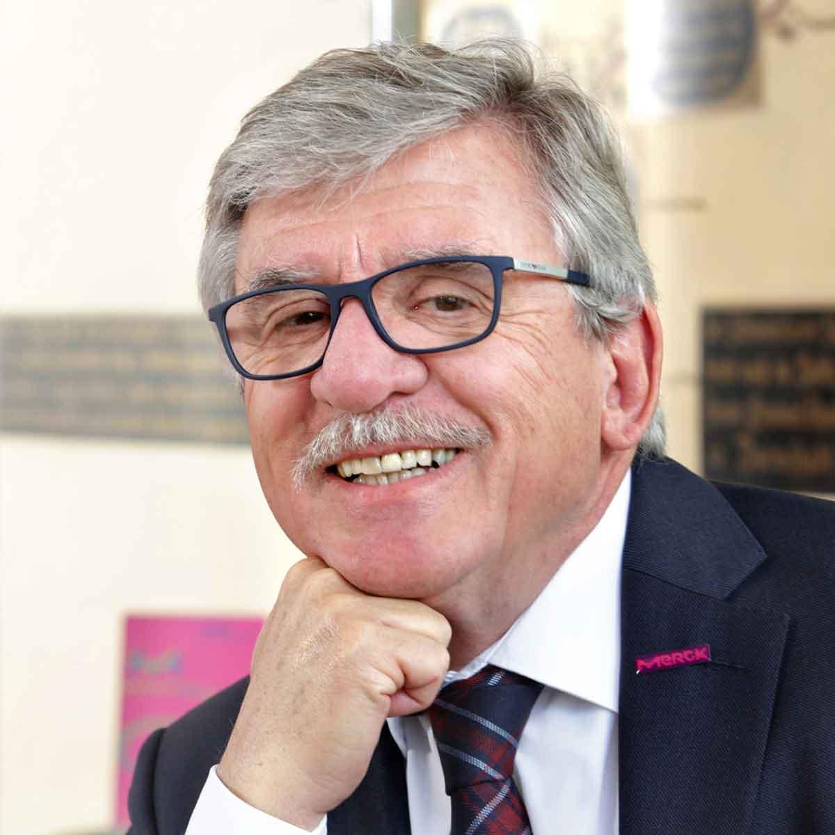 Dr. Walter Huber Merck Family Foundation